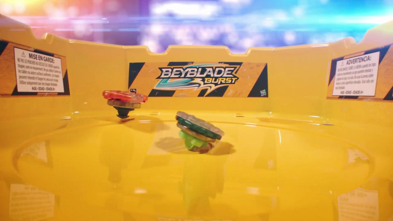 Beyblade Burst Starter Pack und Epic Rivals Battle Set - TV-Spot