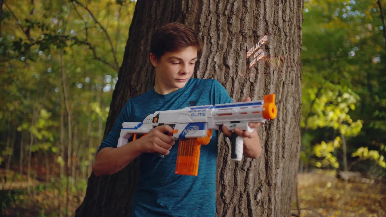 Nerf Elite Force Commercial