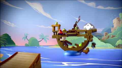 Angry Birds Go! Video