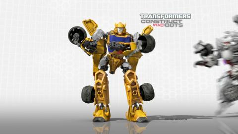 Transformers Construct-Bots Toys & App TV Commercial