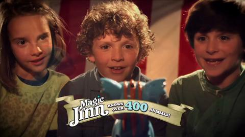 Magic Jinn Guesses: Dinosaur