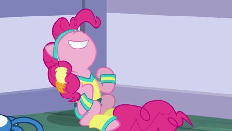 Magic Jinn vs. Pinkie Pie