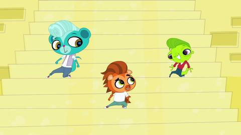 Littlest Pet Shop Music Video