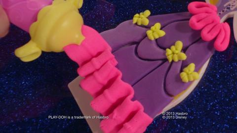 Play-Doh Disney Princess Design-A-Dress Boutique Commercial