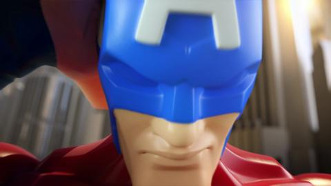 Marvel Superhero Mashers TV Commercial