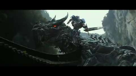 Transformers 4 Official Trailer -- Transformers: Age of Extinction Big Game Spot
