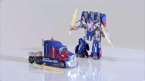 First Edition Optimus Prime Figure