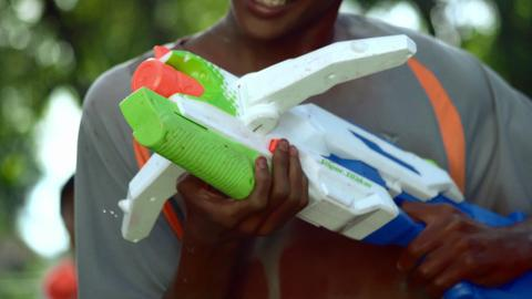 NERF SUPER SOAKER TV COMMERCIAL