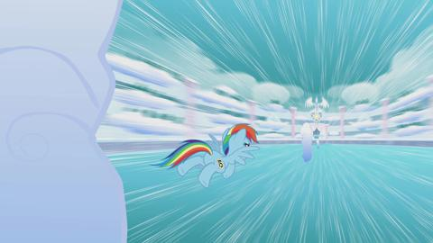Rainbow Dash High Performance