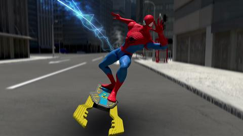 The Amazing Spider-Man 2 Spider Strike TV Commercial