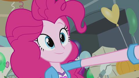 MLP: Equestria Girls - Canterlot High Video Yearbook #6: Most Likely To Have everything She Needs... In Her Hair