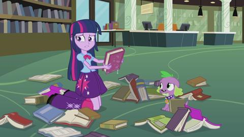 MLP: Equestria Girls - Canterlot High Video Yearbook #1