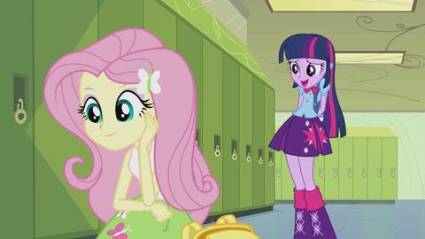 MLP: Equestria Girls - Canterlot High Video Yearbook #3: Most Likely To Be a Pet's Best Friend