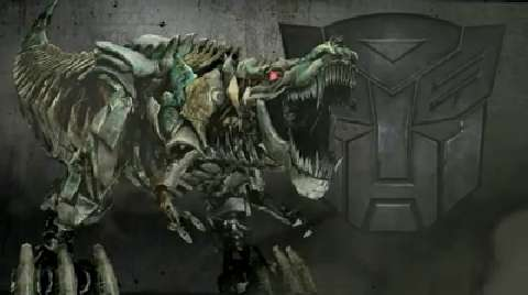 Rise of the Dark Spark Game - Grimlock