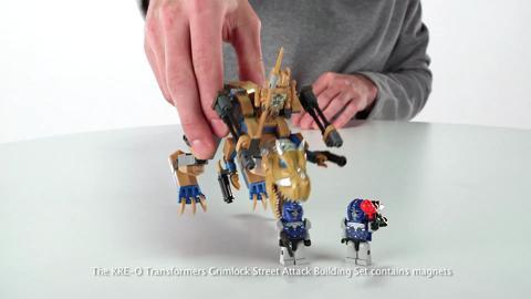 Grimlock Street Attack