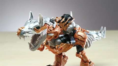 Designer Desk Grimlock Toy