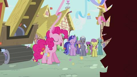 MLP Rainbow Reflection: Pinkie Pie
