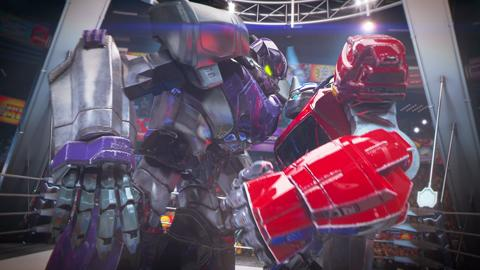 Transformers: Battle Masters Commercial