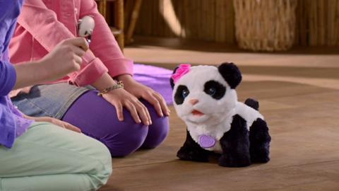 FurReal Friends PomPom My Baby Panda