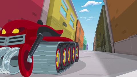 Transformers Rescue Bots - Meet Chase