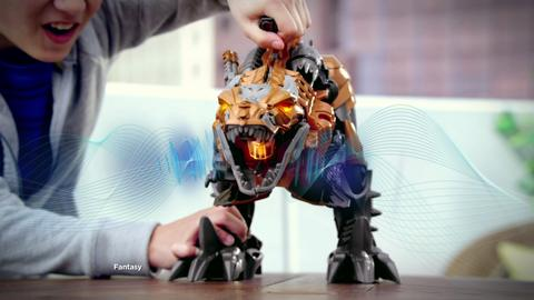 Transformers: Grimlock Stomp & Chomp Commercial