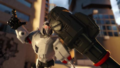 Transformers: Hero Mashers Commercial