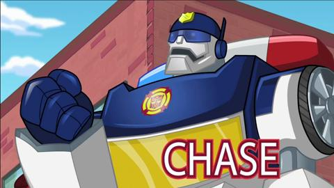 Transformers Rescue Bots - Meet the Bots