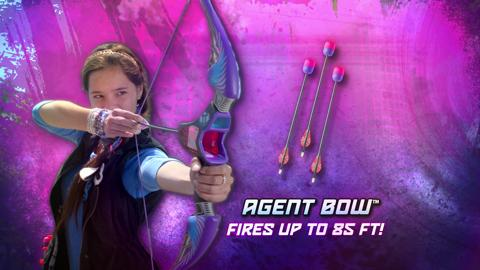 Nerf Rebelle: Seria Secrets and Spies – Łuk Tajnej Agentki