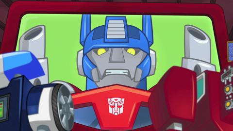 Transformers Rescue Bots - Meet Cody Burns