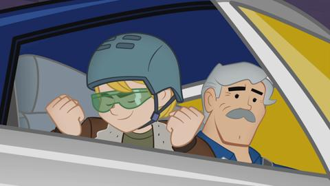 Transformers Rescue Bots Ready to Roll Music Video
