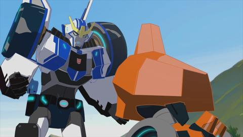Transformers Robots in Disguise - Season 1 Trailer