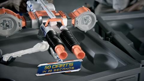 NERF N-Strike Elite Rhino-Fire