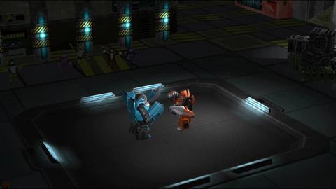 TRANSFORMERS Battle Masters - Ironhide in Ringside Rampage