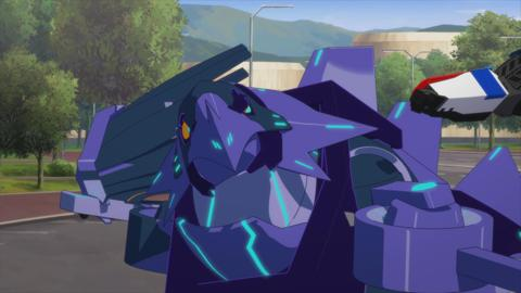 Transfomers Robots in Disguise: Meet Strongarm