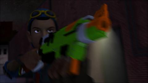 Nerf Zombie Strike Stories Episode 09: A Rainy Trail