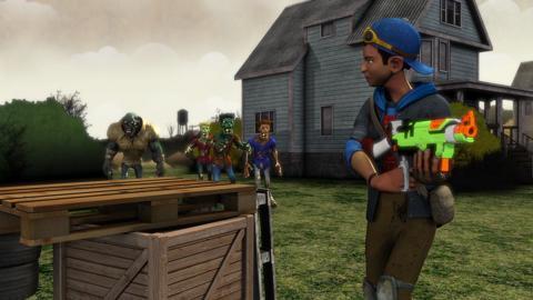 Nerf Zombie Strike Stories Episode 07: Double Down