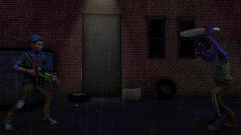 Nerf Zombie Strike Stories Episode 08: Slingfire Storm