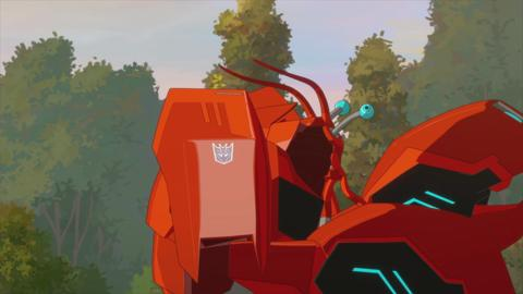 Transformers Robots in Disguise: Meet the Autobots