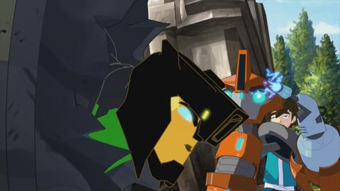Transformers Robots in Disguise:  Fixit