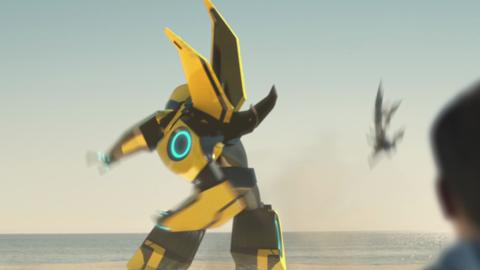 Transfomers Robots in Disguise Toys TV Commercial Ad
