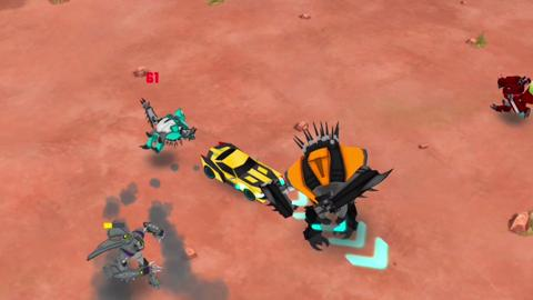 TRANSFORMERS: Robots In Disguise App How-To