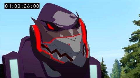 Transfomers Robots in Disguise: Meet the Underbite