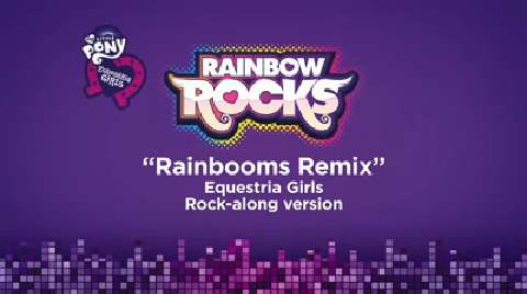 MLPEG I Rainbow Rocks I Live Action Short