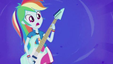 MLPEG I Rainbow Rocks I Music Video _Tricks Up My Sleeve_