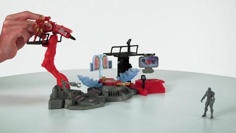 Avengers Mini Figure System
