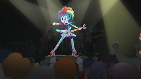 MLPEG I Rainbow Rocks I Music Video