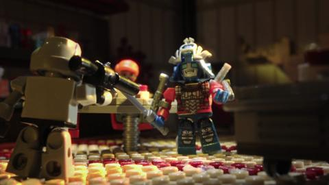 KRE-O Transformers Hibachi Chef