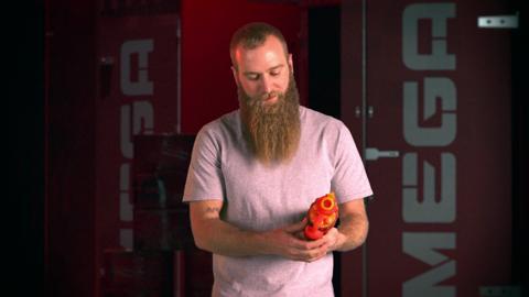 Master the Blaster: MEGA Cycloneshock Blaster