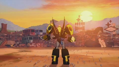 Transformers Robots In Disguise: To Catch A Phrase