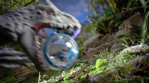 JURASSIC WORLD TOYS TV COMMERCIAL